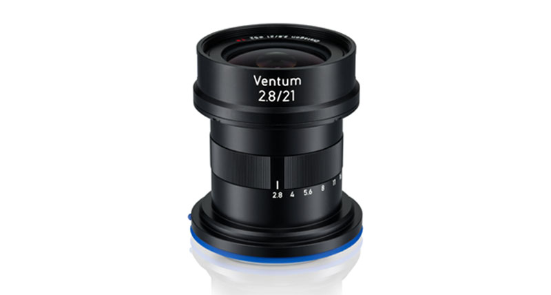 ZEISS Ventum 2.8/21 mm
