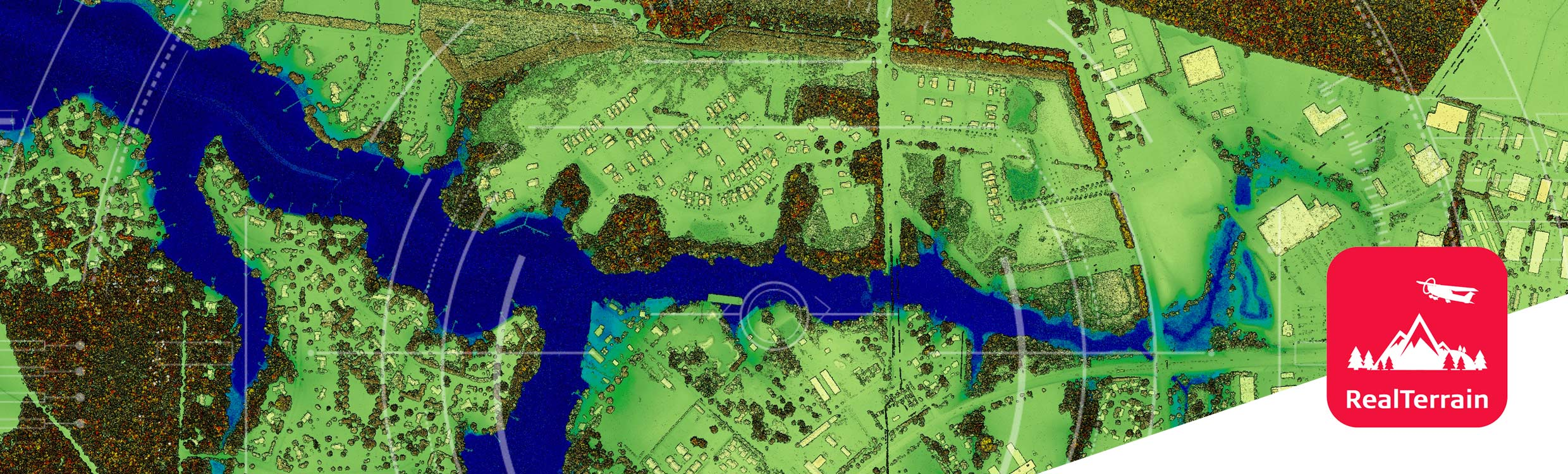 Leica RealTerrain Large Area LiDAR Mapping Solution