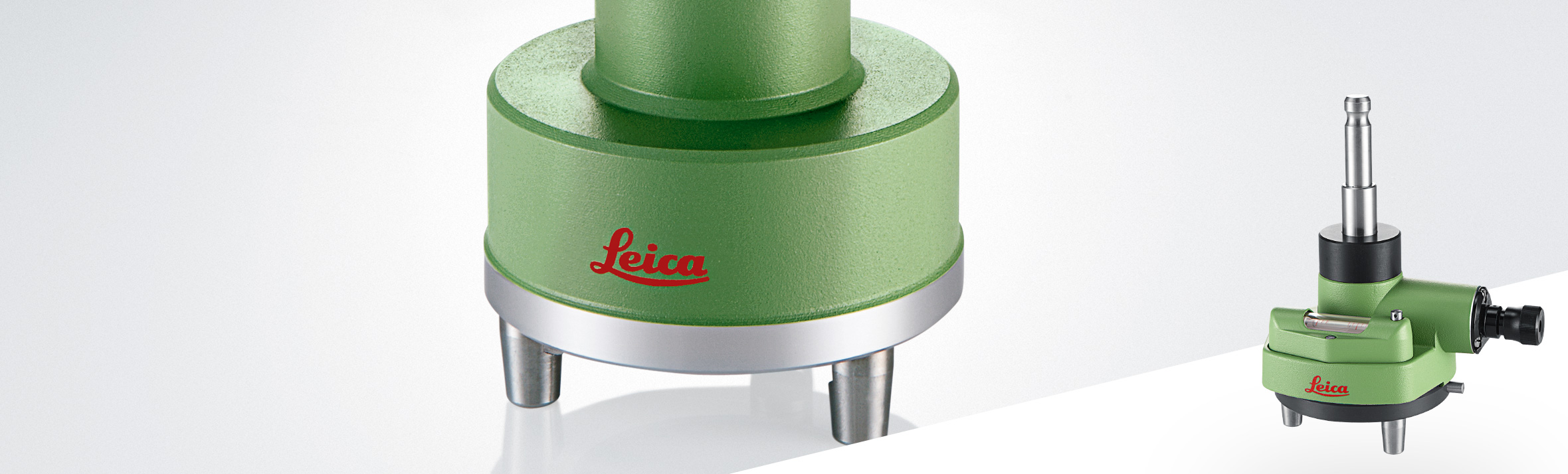 Leica Geosystems dragers