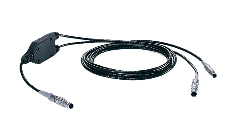 Leica data transfer cables