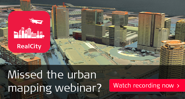 Leica Geosystems Airborne Solutions - RealCity Webinar