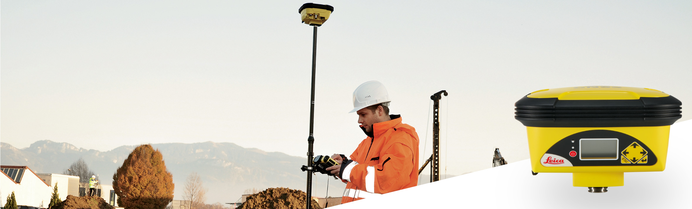 Leica iCON gps 60 Smart Antenne