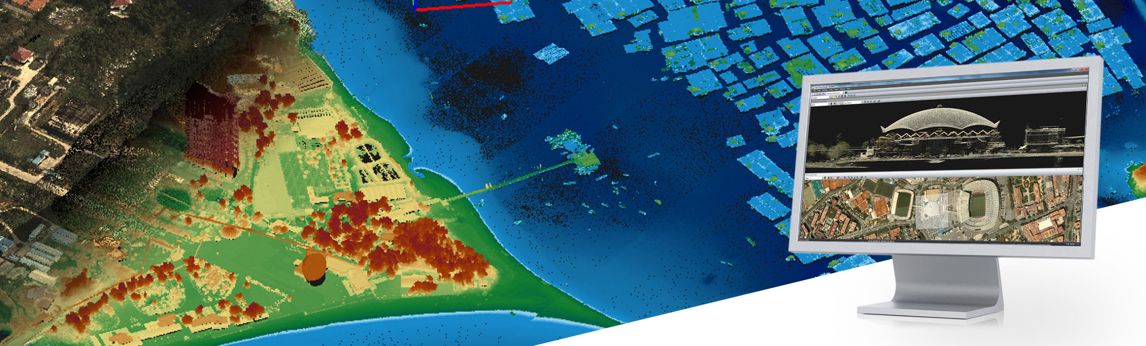 Leica LiDAR Survey Studio Software