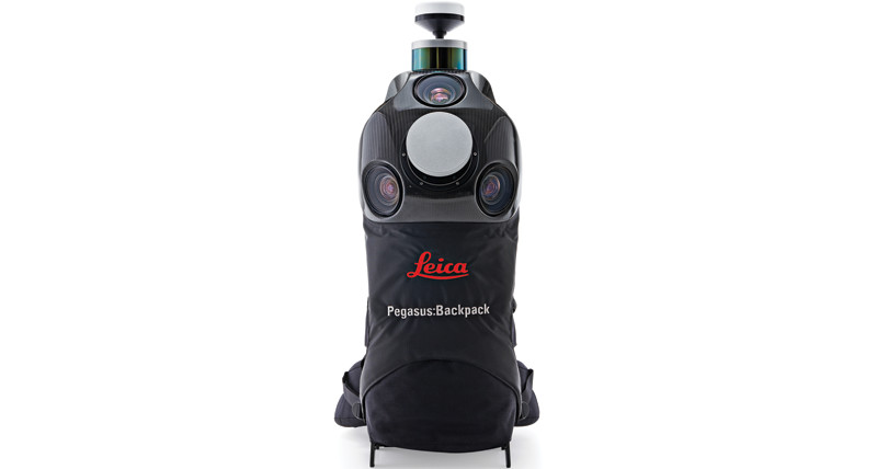 Leica Pegasus:Backpack