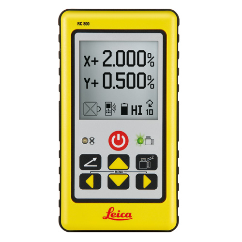 Leica Remote Control 800 rugby grade lasers 870/880