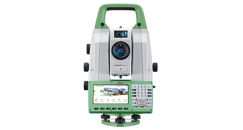 Robotic Total Stations | Leica Geosystems