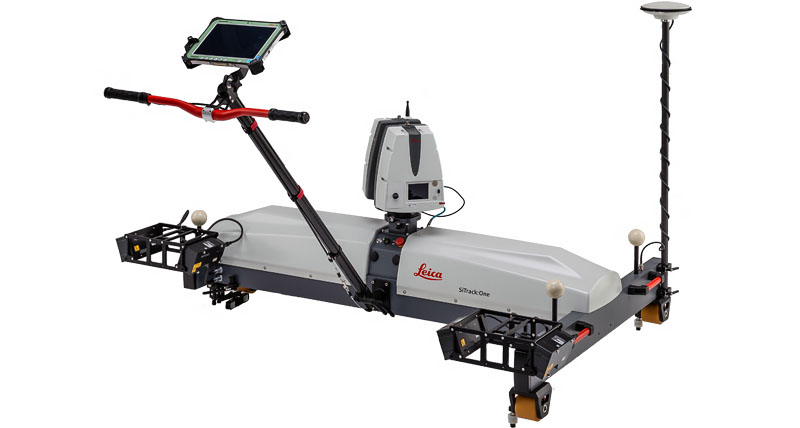 Leica Geosystemsin mobiilianturialustat - Kuvausalustat - SiTrack:One by Leica Geosystems