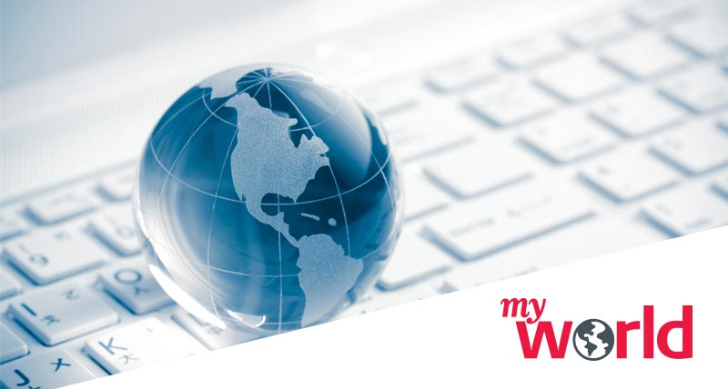 Leica myWorld Customer Portal