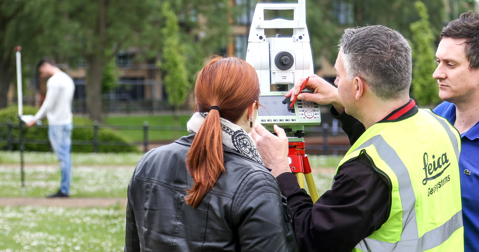 Leica Geosystems Educational Programme EMEA