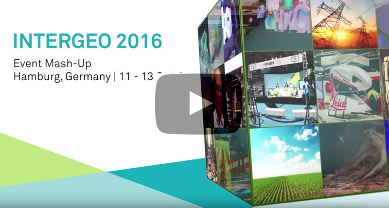 Intergeo 2016 video Mesh-up
