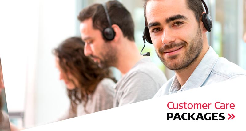Leica Customer Care Packages