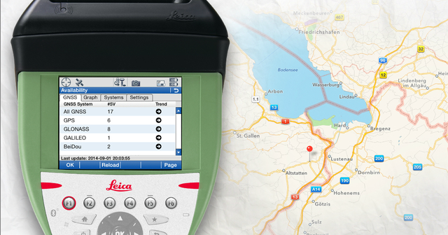 Viva GNSS iPhone and iPad