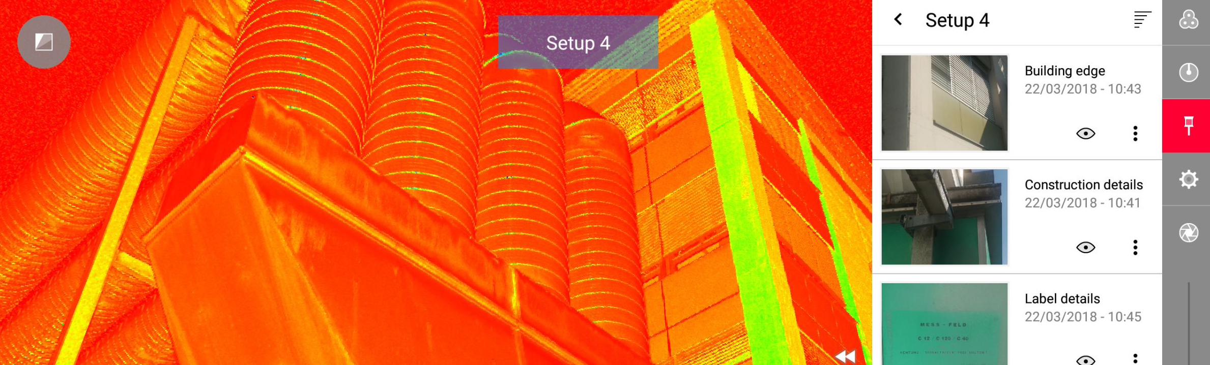 Leica Cyclone FIELD 360 app wins second award for design